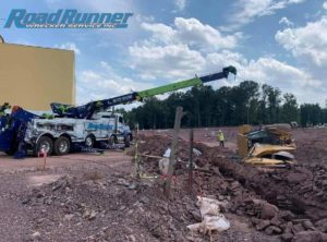 Construction Equipment Towing